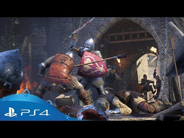 Kingdom Come: Deliverance | Cinematic Trailer | PS4