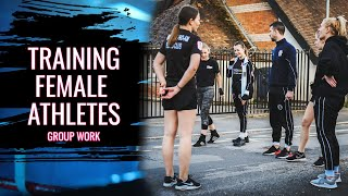Training Female Athletes | Breaking down Comfort Group Training