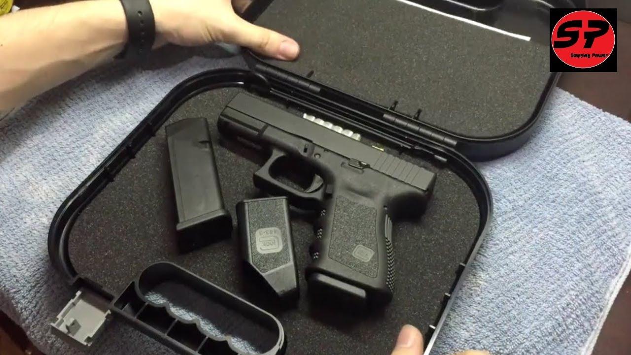 Pistola glock 19 revisado en espa ol youtube - Pistola para lacar ...