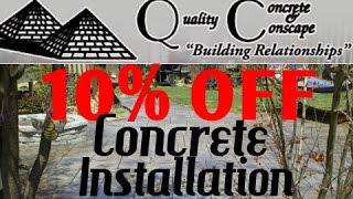 Concrete Murfreesboro, TN - 615-593-0531 - Patios, Sidewalks, and Driveways Murfreesboro, TN