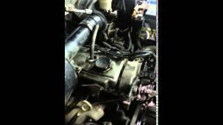 Работа двигателя 4G64 после удаления балансир валов