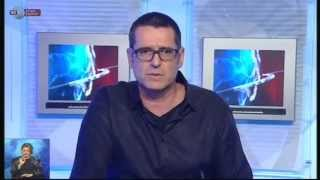 רפי שרגאי - ראיון בערוץ 1 - סאטירה בקולנוע