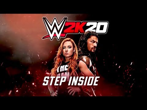"First Official WWE 2K20 Gameplay Trailer - ""Step Inside"""