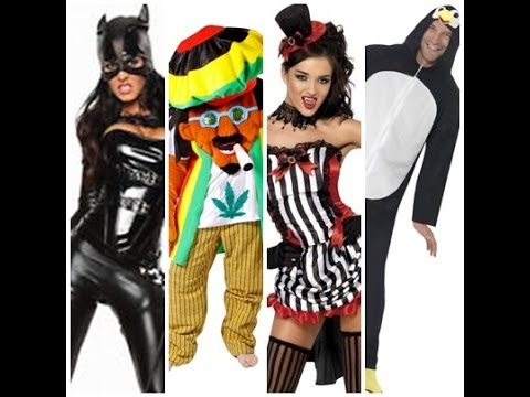 Disfraces de carnaval 12 ideas originales youtube - Disfraces originales para adultos ...