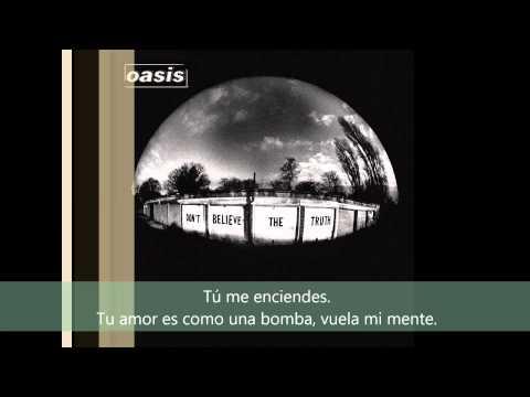 Oasis - Love Like A Bomb (Subtitulada)