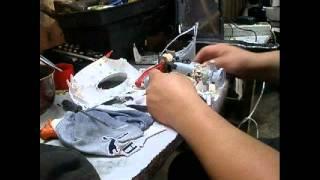 миксер Bosch MFQ 4020 ремонт