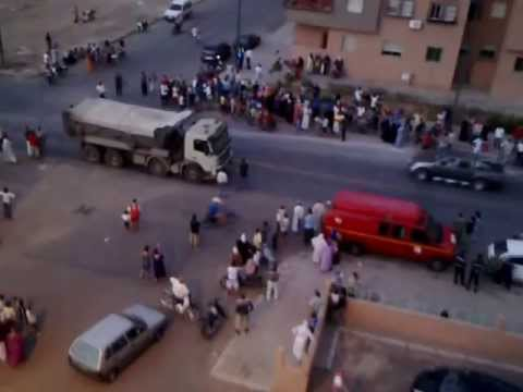 accident mortel marrakech youtube. Black Bedroom Furniture Sets. Home Design Ideas
