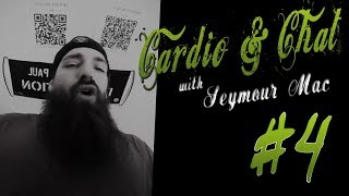 Cardio & Chat w/ Seymour Mac #4: Alex Jones/Megan Kelly & Being your own mechanic