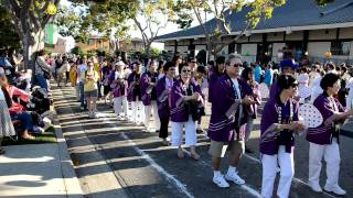 Obon Odori, Gardena Buddhist Church, Obon Festival 8/5/11  #1