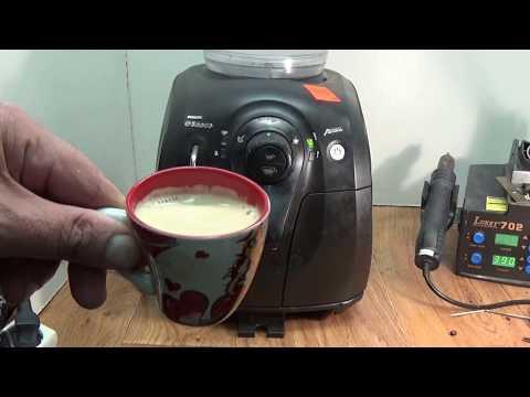 Ремонт кофемашины Saeco   Philips