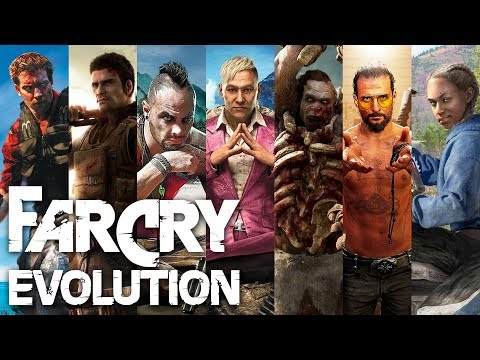 The Evolution of Far Cry – All Games from 2004 to 2019 | History Video thumbnail
