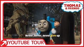 Never, Never, Never Give Up | Thomas & Friends UK
