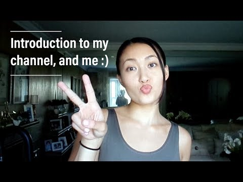 Vlog #1: Introduction to my channel, and me