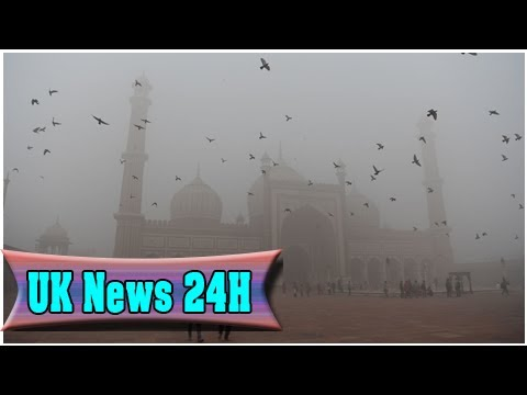 India to spray water over delhi amid pollution emergency| UK News 24H