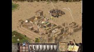 "Tactic ""Blitzkrieg"" in Stronghold Crusader"