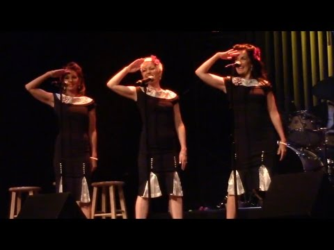 Swing City Dolls - Boogie Woogie Bugle Boy