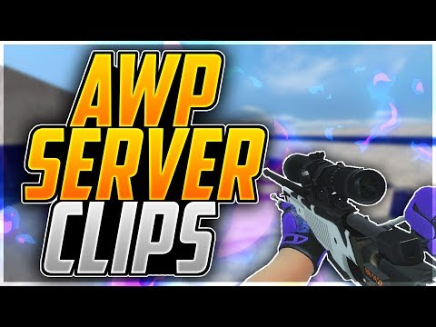 CS:GO - AWP Server Montage