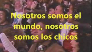 We Are The World En EspaÑol
