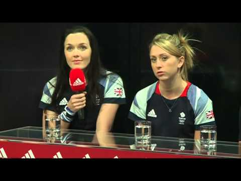 Victoria Pendleton: Aussie rival Anna Meares 'is not a cow'