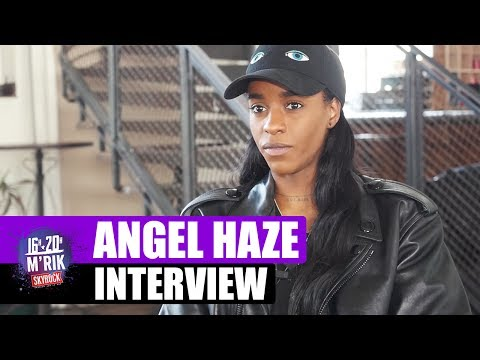 Interview Angel Haze by M'rik