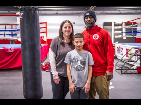 Civil Society:  Downtown Boxing Gym Youth Program