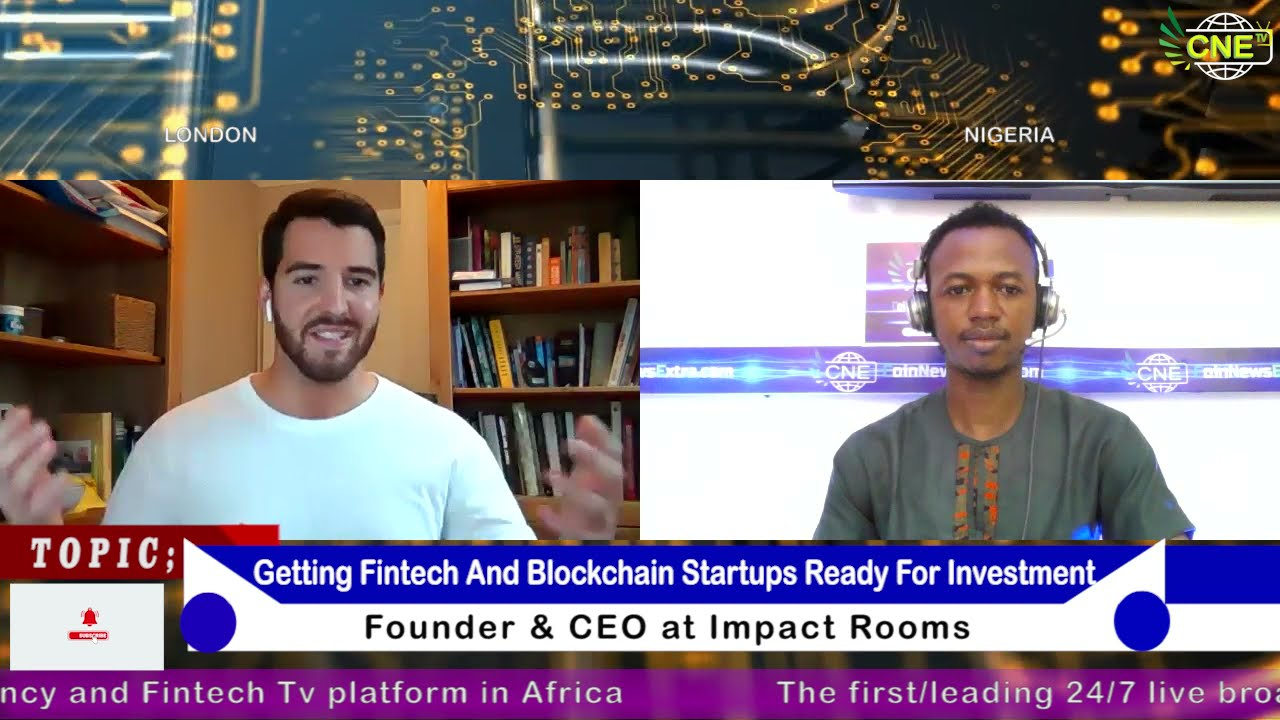 Getting Fintech And Blockchain Startups Ready For Investment