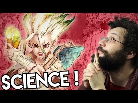 Il faut lire DR. STONE - Ermite VLOG (conseil manga)