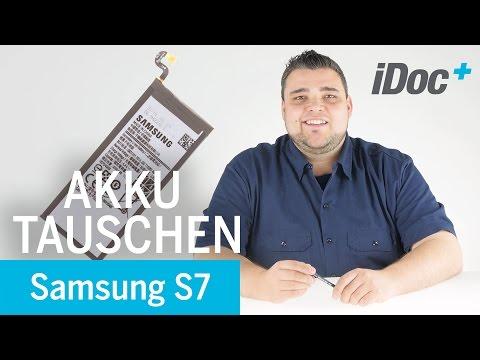 Galaxy S7 - Austausch des Akkus / battery replacement