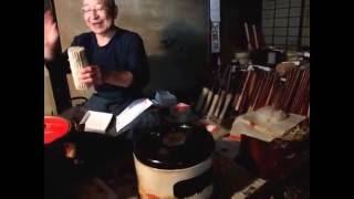 飛騨古川の街並みと和蝋燭作り~230年の伝統 三嶋(28分版) 『さくら』...