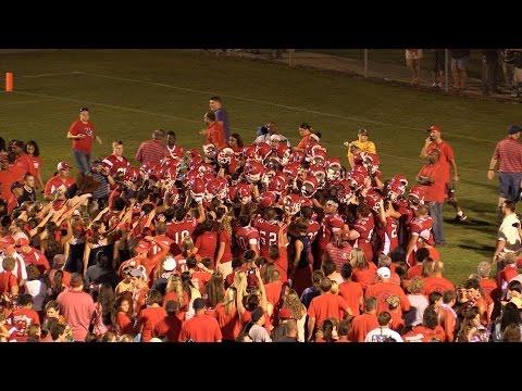 Henry County Patriots Football Season Highlights 2014