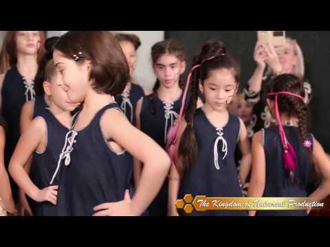 Molecula JUNIOR fashion show,Little Miss & Mr. Eurasia 2016