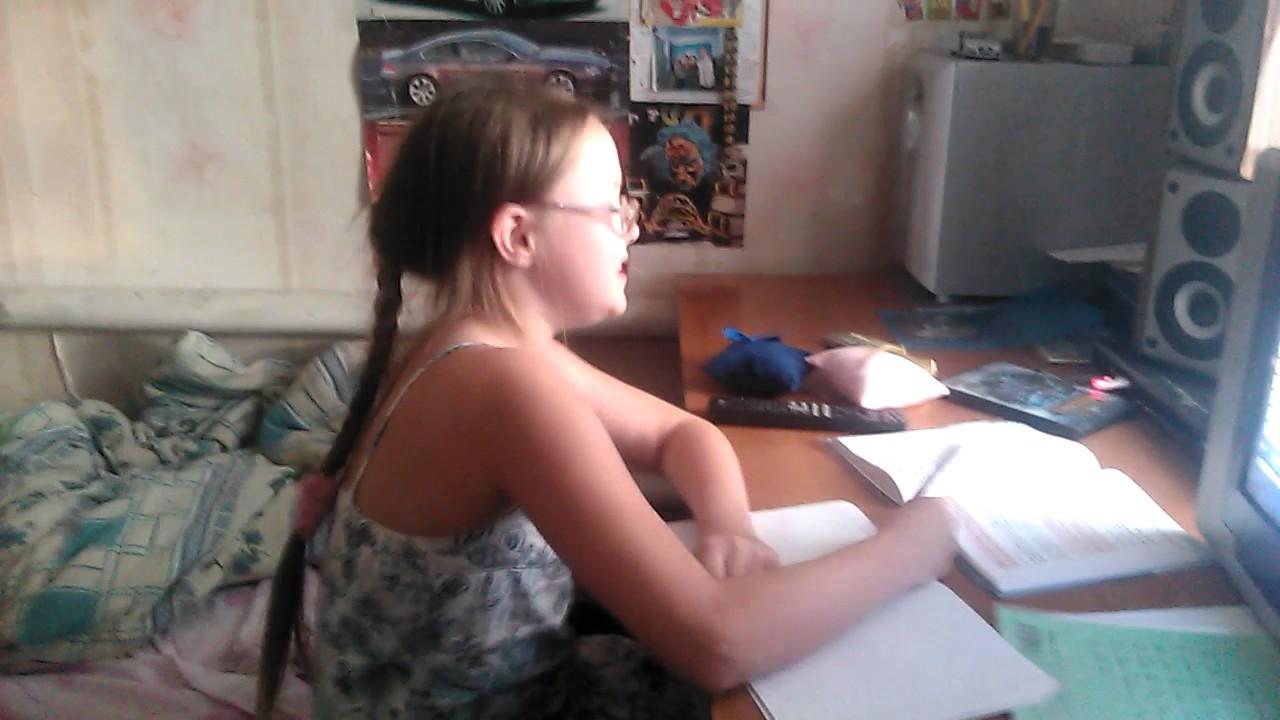 фото как родители делают уроки