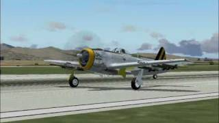 Wings Of Power: P-47N