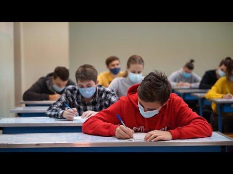 Школьники за студенческими партами: начались занятия в спецклассах ТУСУРа