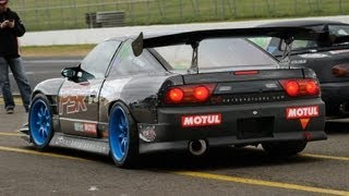 Time Attack Nissan 180SX S13