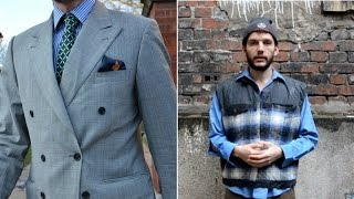 HOMELESS VS. SUIT SOCIAL PERCEPTION EXPERIMENT
