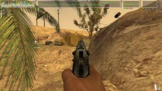 Insurgency: Modern Infantry Combat ·· Linux Gameplay with Wine Gallium Nine