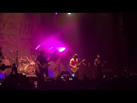 Pierce The Veil - Song for Isabelle LIVE Dallas TX 6/22/2016