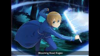Sword Art Online Alicization: Anime vs Game (Rising Steel) - Eugeo