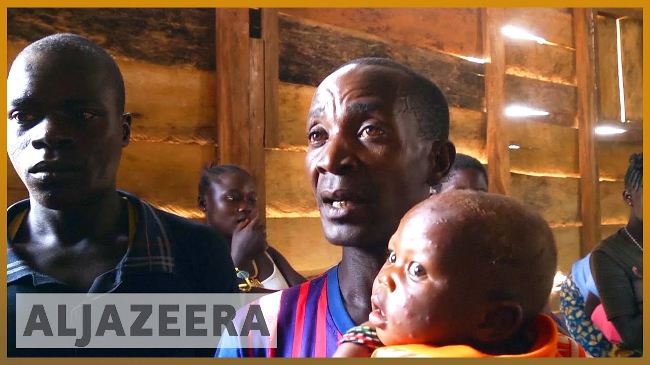 AlJazeera English:Hundreds killed and displaced in interethnic violence in DR Congo