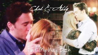 Chad & Abby- Find My Way Back to You