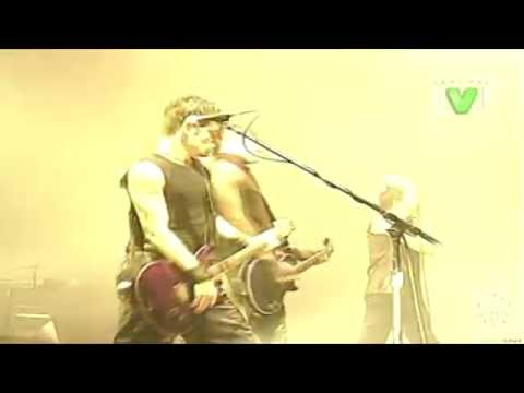 """Nine Inch Nails - 05 - Get Down Make Love (Live At Sydney """"Big Day Out"""") 01.26.00 HD"""