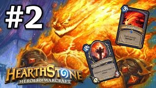 Hearthstone: Pug Gladiators - Fiery Fortune [part 2] (shaman Arena)