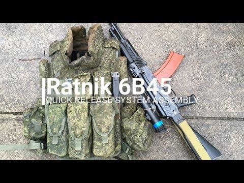 Download Ratnik 6b45 Assembly