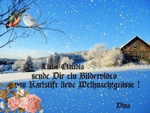Liebe Weihnachtsgrüße ! - YouTube