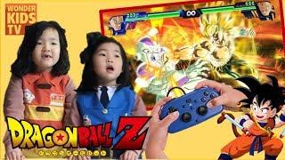 드래곤볼 손오공이 돌아왔다! 닌텐도위 스페셜 천하제일 무도회 nintendo wii Dragon ball game play
