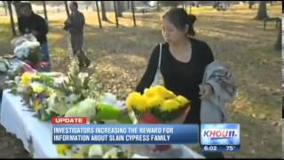 Chinese immigrant family murdered in Houston Texas