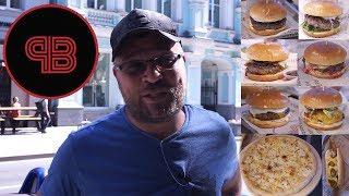 Обзор заведения Pro Burger в Vолчья Sтая Москва. А ведь могли бы...;) #PRostoEda