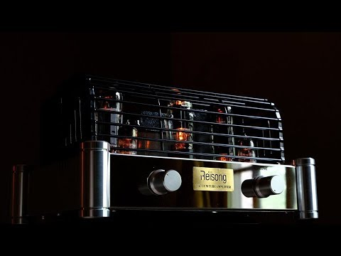 Review! The Boyuu Reisong A10 Tube Integrated.