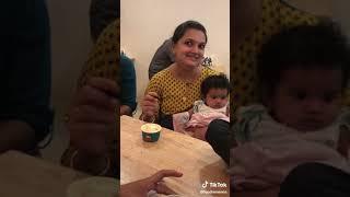 Actress saranya mohan with his daughter vennila kabadi kuzhu movie
